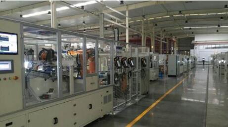 自动化升级    锦明科技作为中国领先的工业机器人研发和系统集成制造
