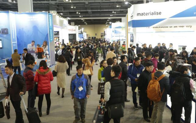 TCT亚洲展2017稳步前行,智领亚洲3D科技市场